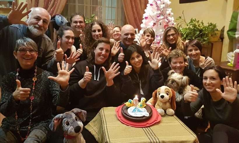 6° Compleanno di ALFA – 6 gennaio 2018