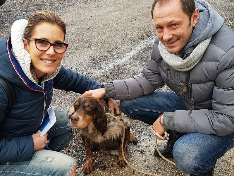 Alberto è stato adottato!