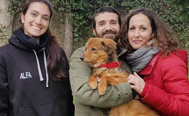Rickie è stato adottato!