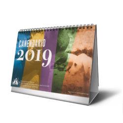 CANENDARIO – Calendario 2019 ALFA
