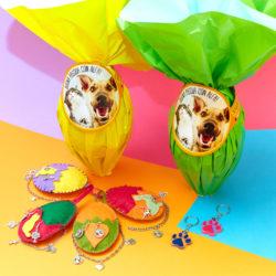 #regalisolidali di Pasqua nelle piazze di Roma