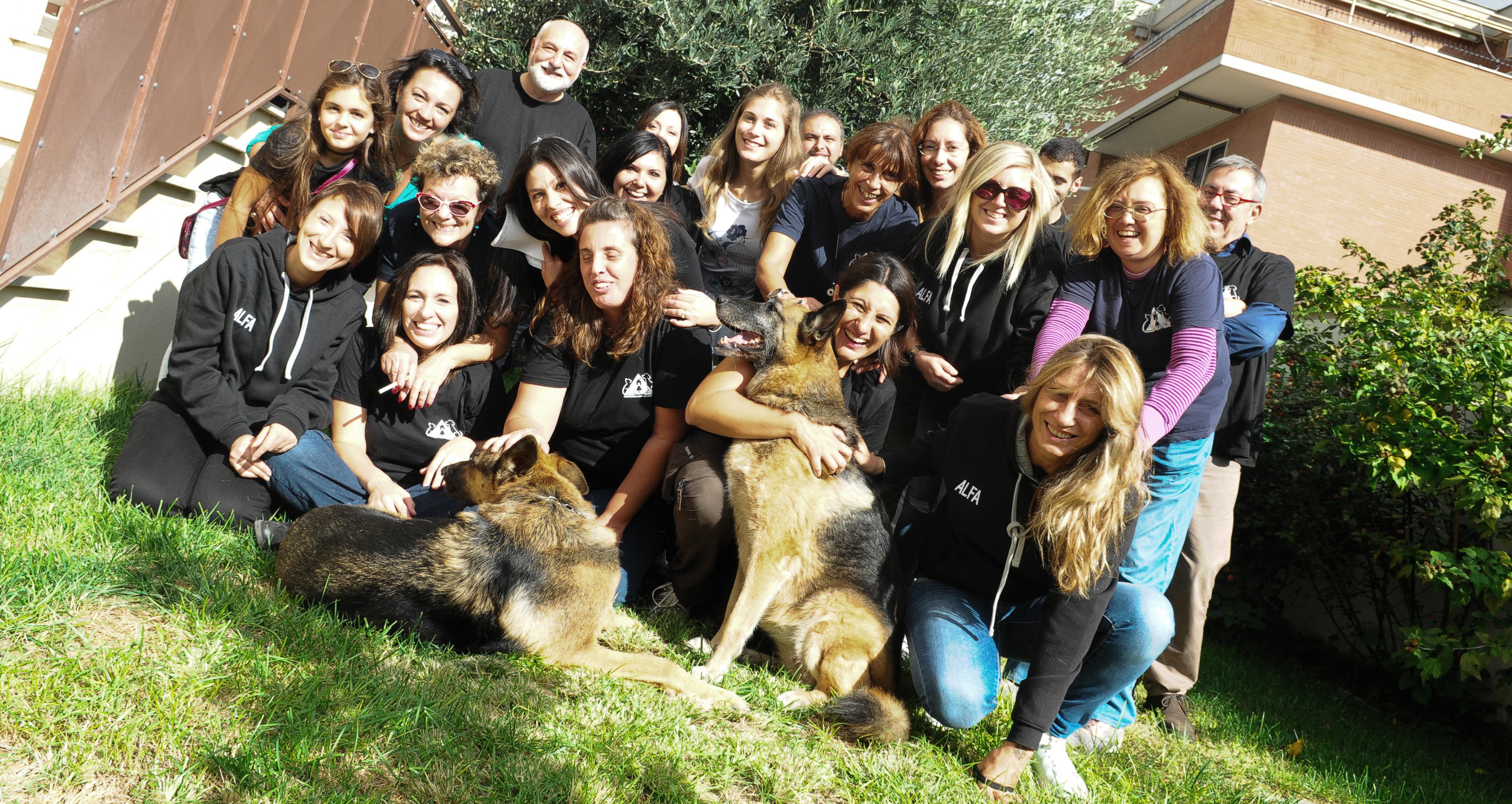 Diventa volontario ALFA Associazione Love For Animals