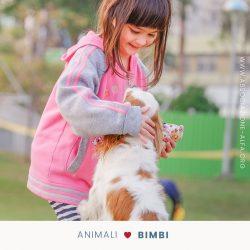 Il decalogo dell'amicizia tra bimbi e animali